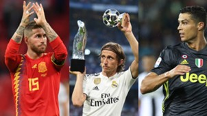Ramos Modric Ronaldo