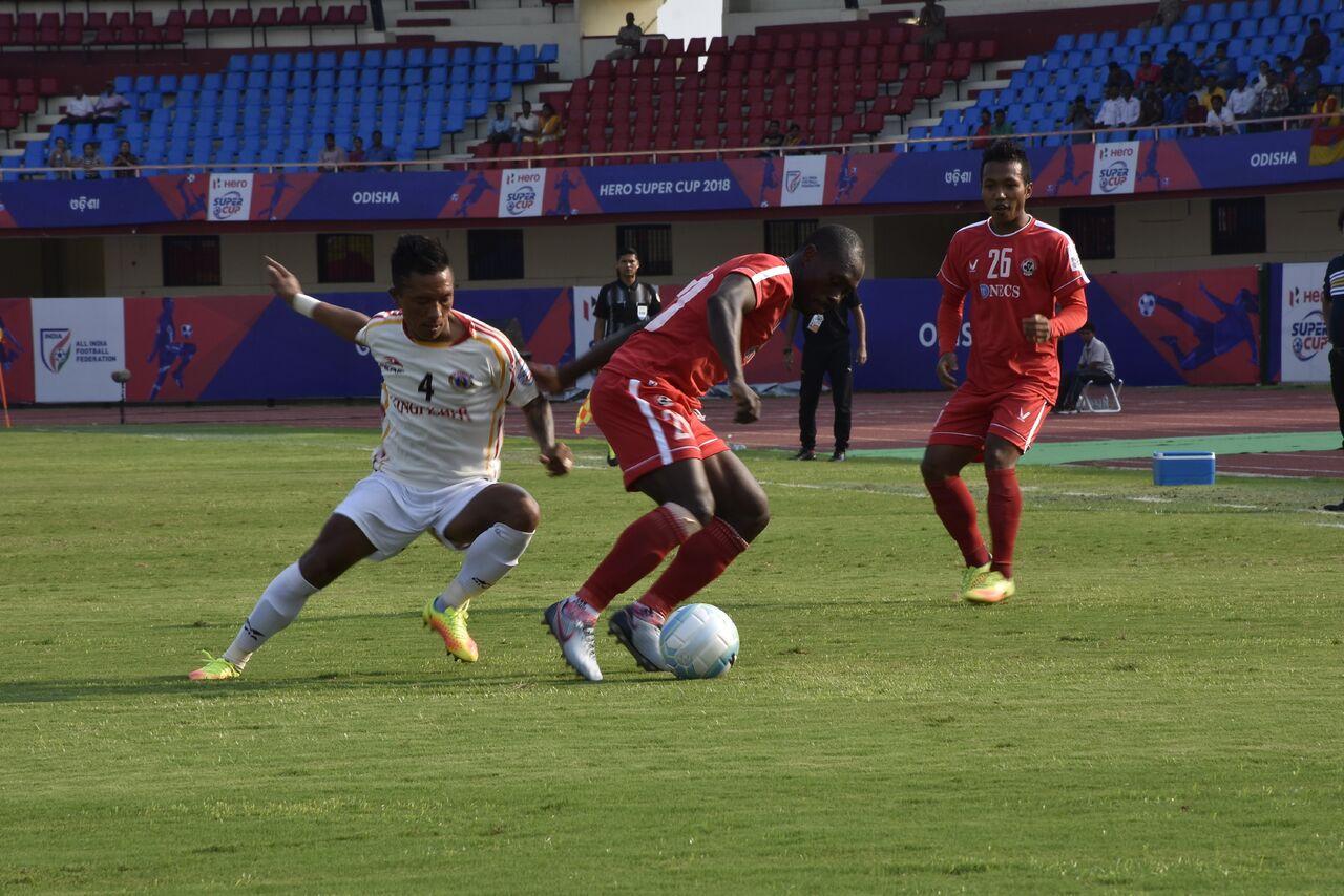Chullova Jaryan East Bengal vs Aizawl