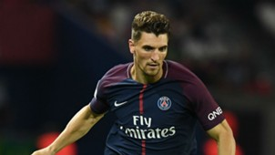 Thomas Meunier Paris Saint-Germain PSG