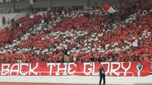 Fans - Suporter Timnas Indonesia