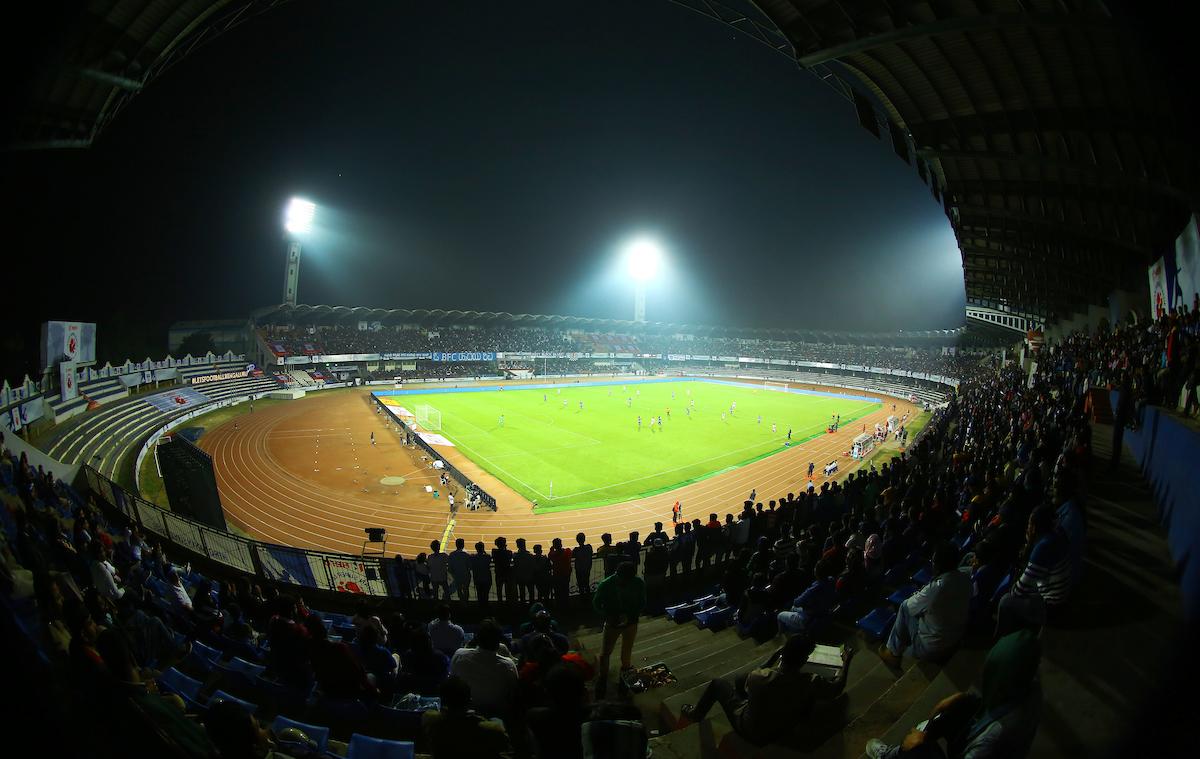 Bengaluru FC ATK Kanteerava Stadium