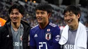 2019-06-09 Takumi Minamino Takefusas Kubo Shoya Nakajima