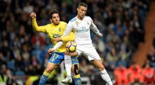 Cristiano Ronaldo Real Madrid Las Palmas LaLiga