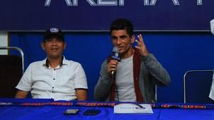 Ricardo Felipe Navarro - Arema FC