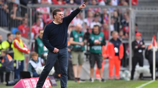 Dieter Hecking Borussia Mönchengladbach 14042018