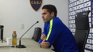 Boca Fernando Gago 100517