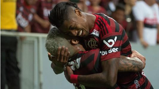 Bruno Henrique Gabigol Flamengo 17 08 2019