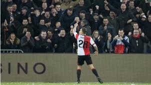 Jens Toornstra, Feyenoord, Eredivisie, 24122017
