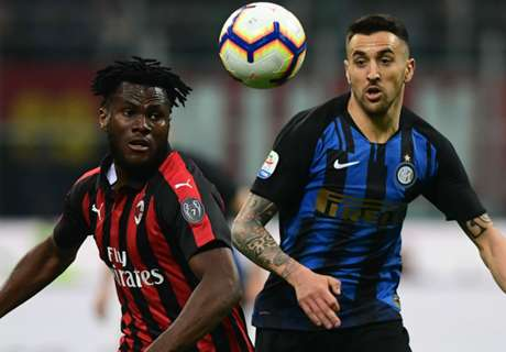 Kessie apologises for bench altercation with Biglia