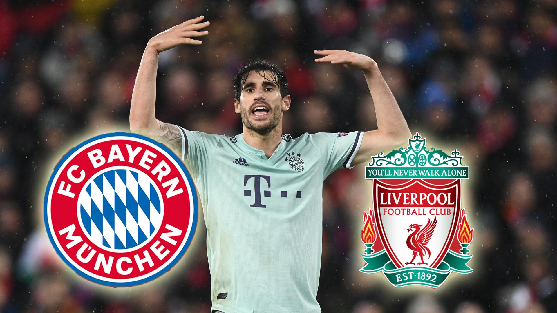 GFX FC Bayern Liverpool 2019