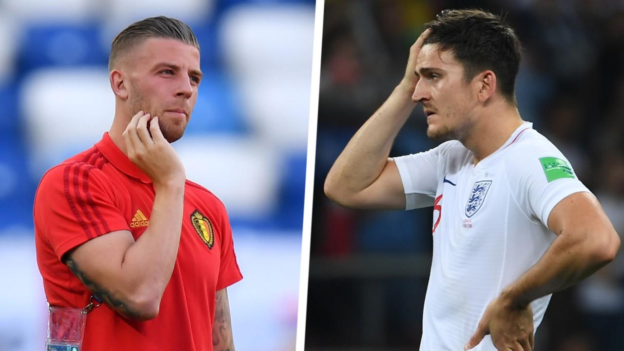Kein Harry Maguire: Kommt Manchester United auf Toby Alderweireld ...