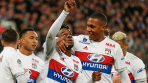 Maxwell Cornet Caen Lyon Ligue 1 03122017