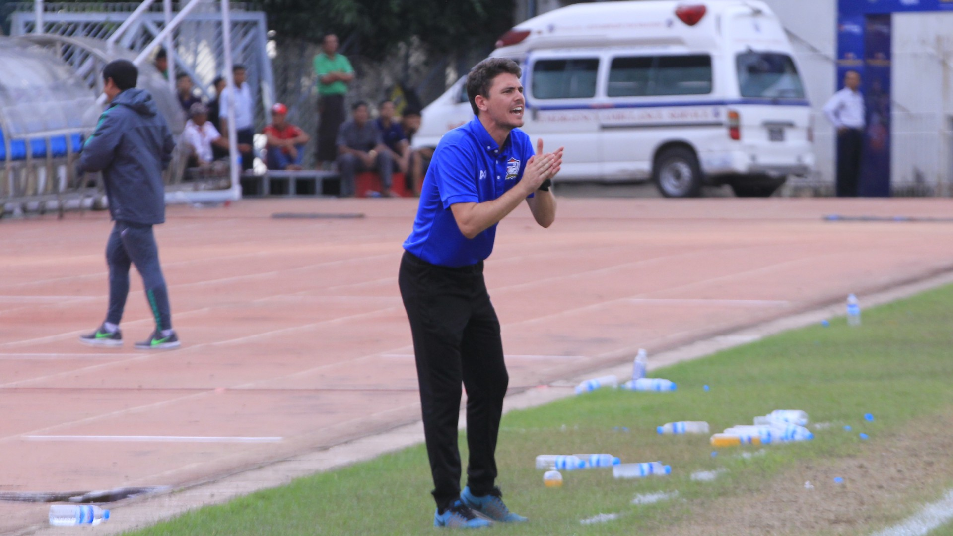 Marc Alvedra Palacios - Thailand U-19