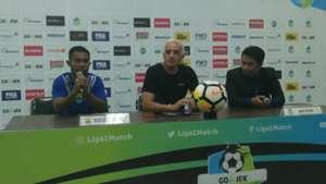 Mario Gomes & Ardi Idrus - Persib Bandung