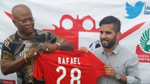 Rafael Everton - Abia Warriors