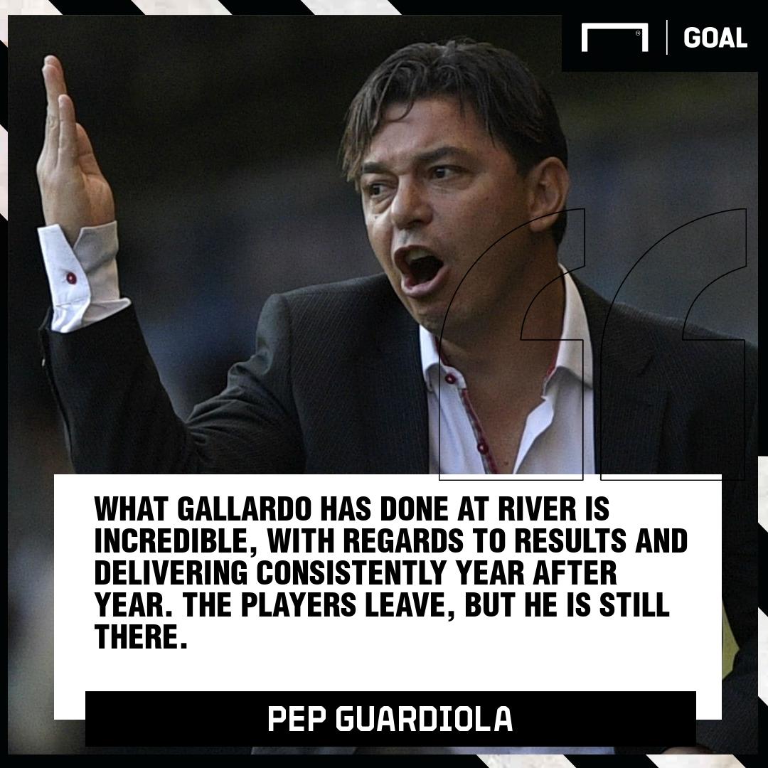 River Plate Gallardo PS
