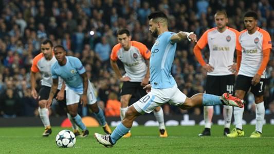 Man City penalty