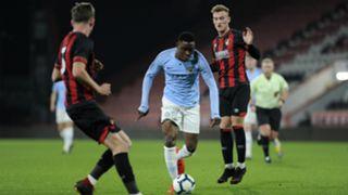 Fisayo Dele-Bashiru Manchester City
