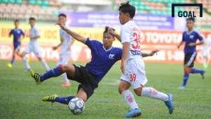 U21 HAGL U21 Bình Phước Vòng loại Bảng C VCK 21 QG 2017