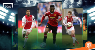Top young Dutch stars 2017
