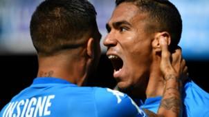 Allan Insigne Napoli Benevento Serie A