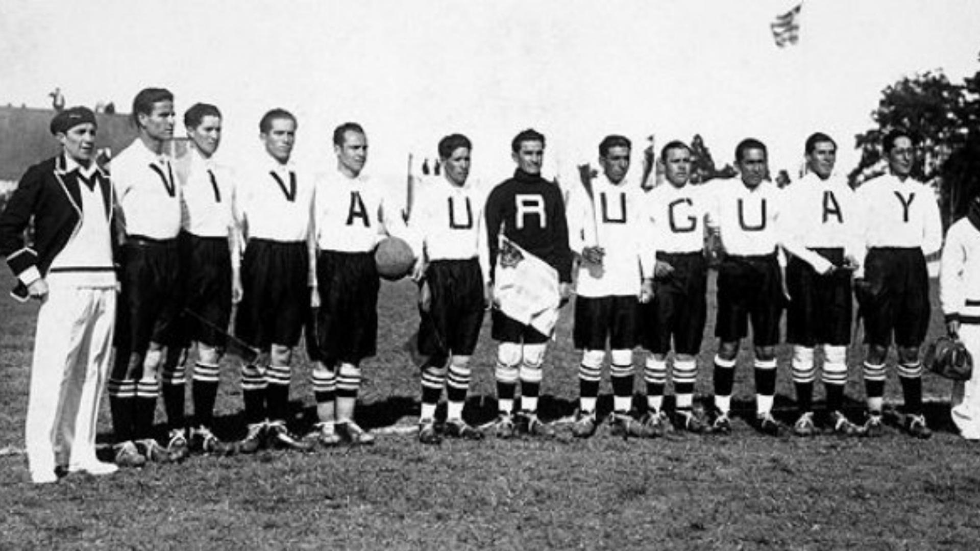 Bolivia 1930 Copa do Mundo 08 11 2017