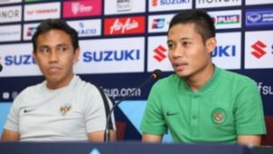 Press con Indonesia - Thailand