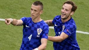 Ivan Perisic Croatia Euro 2016