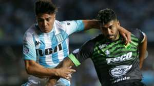 Cristaldo Barboza Racing Defensa y Justicia Superliga 07042019