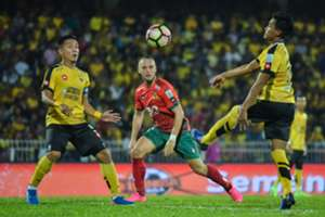 Shahrom Kalam Perak Ken Ilso Larsen Kedah Malaysia FA Cup 11032017