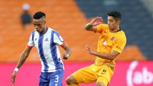 Pogiso Sanoka, Maritzburg United & Leonardo Castro, Kaizer Chiefs, March 2019