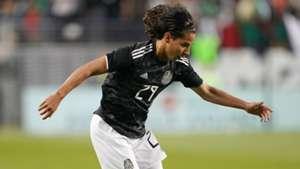 Diego Lainez Selección mexicana 120419