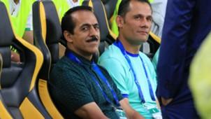 Abbas Chamanian - Iran U-21