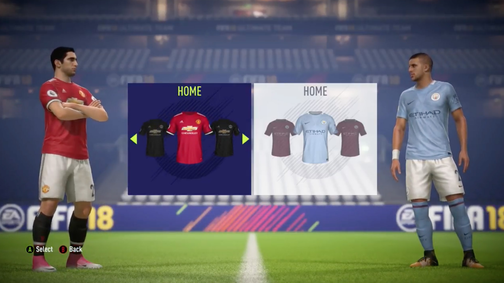 FIFA 18 easter eggs: Five hidden quirks you might not have noticed