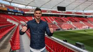 Lucas Alario Bayer Leverkusen