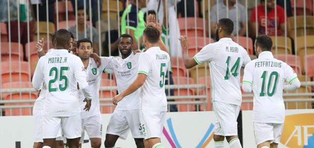AFC Champions League - Al Ahli vs. Al Jazira