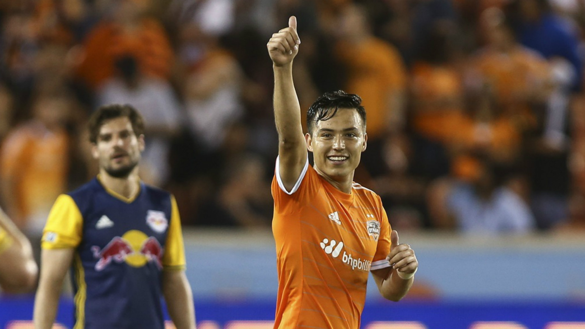 Erick Torres MLS Houston Dynamo 04012017