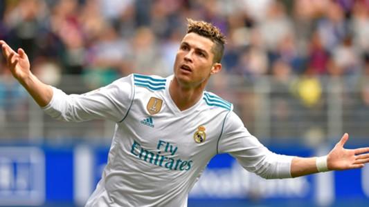 Cristiano Ronaldo Eibar Real Madrid LaLiga