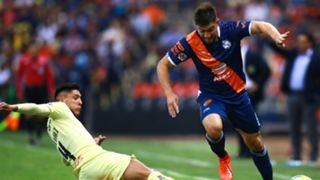 Lucas Cavallini Puebla Edson Alvarez Club America