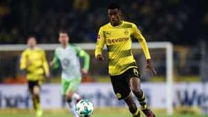 Alexander Isak_Dortmund
