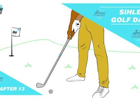 #WeAreYoungBafana: Sihle's Golf Day