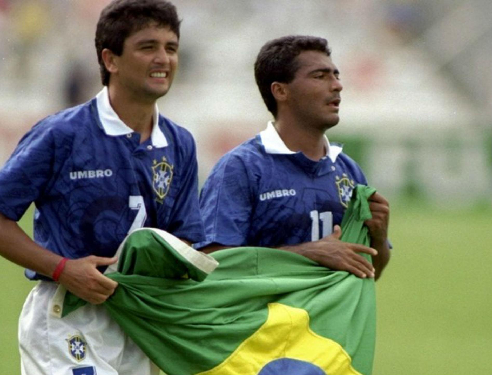 Bebeto and Romario