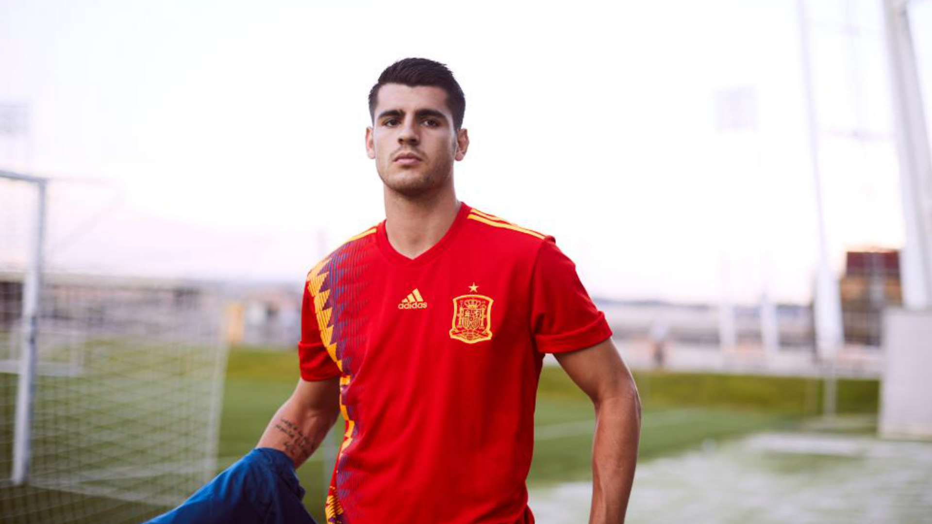 f337b3985 Spain World Cup 2018 kit  New retro Adidas design