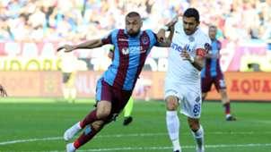 Burak Yilmaz Veysel Sari Trabzonspor Kasimpasa 09292018