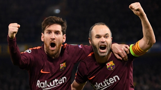 Latest Champions League Winner odds: Barcelona 9/2 for European glory after Lionel Messi finally scores against Chelsea
