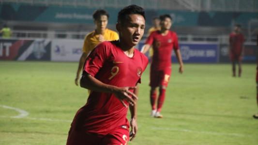Syahrian Abimanyu - Indonesia U-19