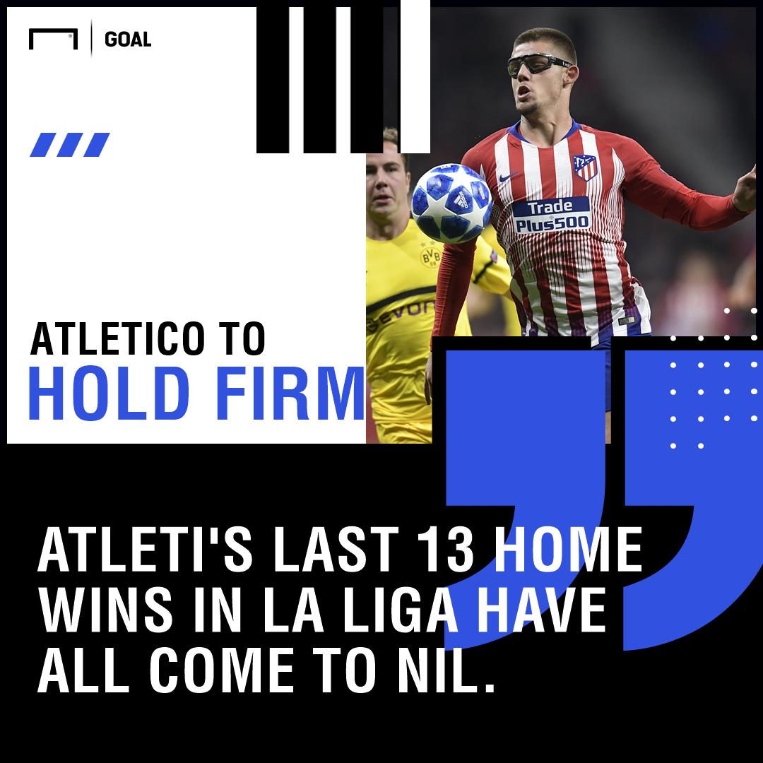 Atletico Madrid Athletic graphic