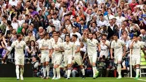 Real Madrid Sevilla LaLiga 14052017
