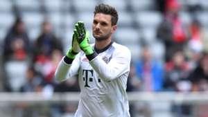 Sven Ulreich Bayern München 22042017