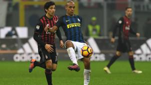 Mati Fernandez Joao Mario Inter Milan Serie A